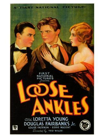 Loose Ankles, 1930