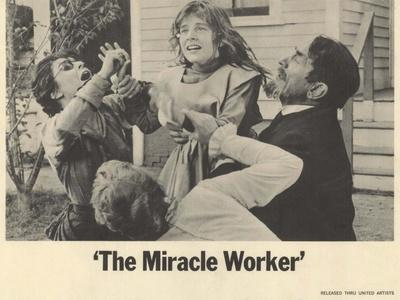 The miracle worker essay