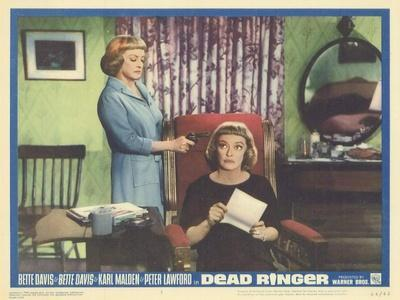 Dead Ringer, 1964