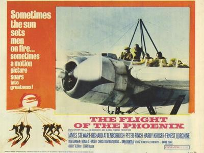 The Flight of the Phoenix, 1966