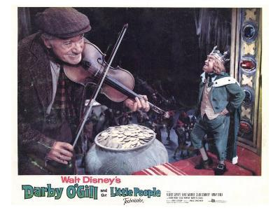 Darby O'Gill and the Little People, 1977