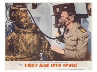 First Man Into Space, 1959