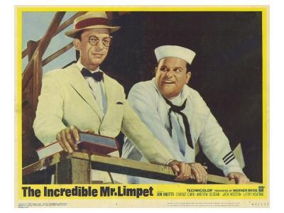 The Incredible Mr. Limpet, 1964