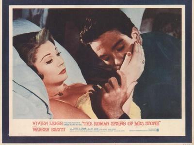 The Roman Spring of Mrs. Stone, 1962