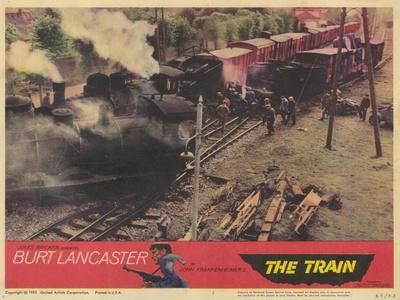 The Train, 1965