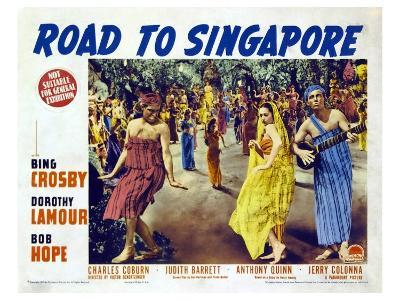 Road to Singapore, 1940