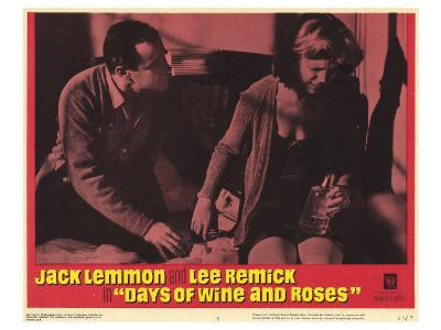 Days of Wine and Roses, 1963