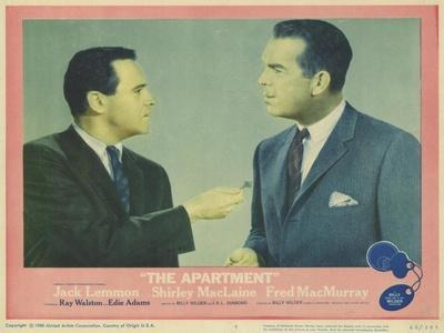 The Apartment, 1960