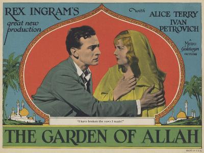 The Garden of Allah, 1927