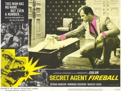 Secret Agent Fireball, 1966