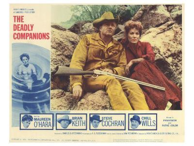 The Deadly Companions, 1961