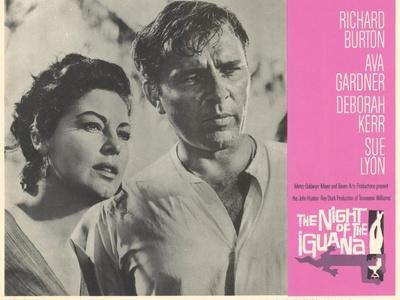 The Night of the Iguana, 1964