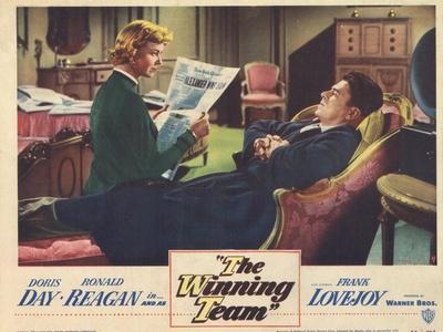 The Winning Team, 1952