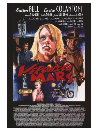 Veronica Mars, TV Poster from 2004