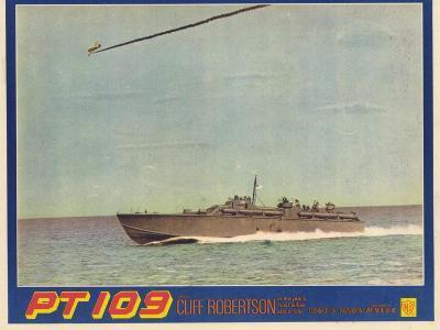 PT 109, 1963