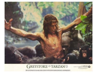 Greystoke: The Legend of Tarzan, Lord of the Apes, 1983