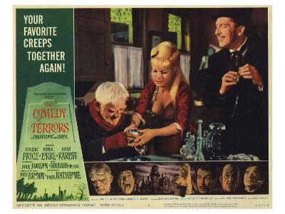 The Comedy of Terrors, 1964