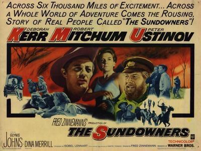 The Sundowners, 1961