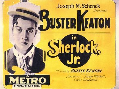 Sherlock, Jr., 1924