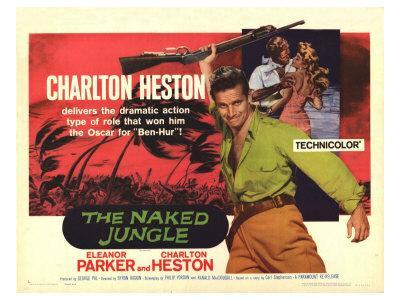 The Naked Jungle, 1954