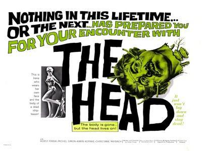 The Head, 1962