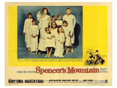 Spencer's Mountain, 1963
