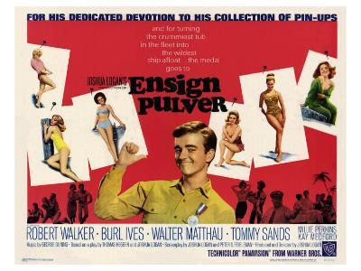 Ensign Pulver, 1964