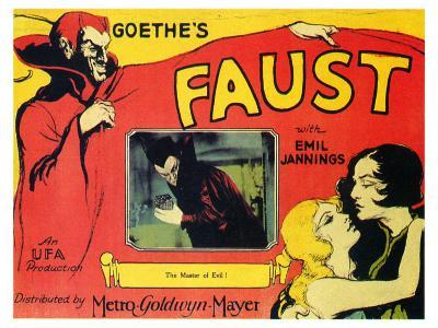 Faust, 1926
