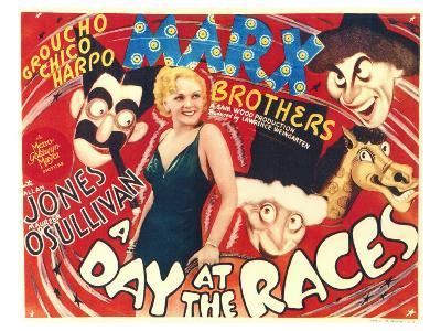 A Day at the Races, 1937