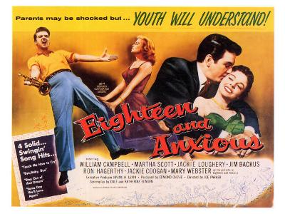Eighteen and Anxious, 1957