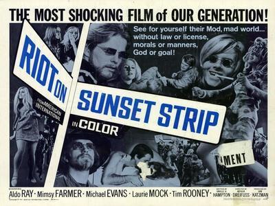 Riot on Sunset Strip, 1967