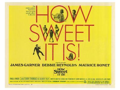 How Sweet It Is, 1968