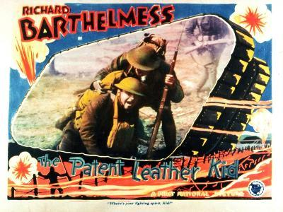 The Patent Leather Kid, 1927