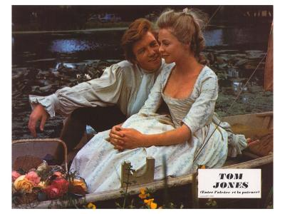 Tom Jones, French Movie Poster, 1963