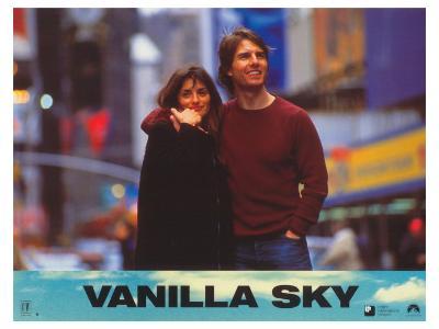 Vanilla Sky, French Movie Poster, 2001