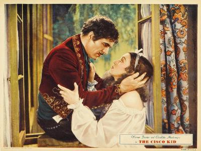 The Cisco Kid, 1931