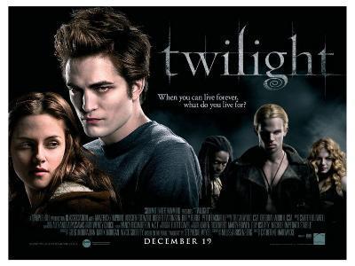Twilight, UK Movie Poster, 2008