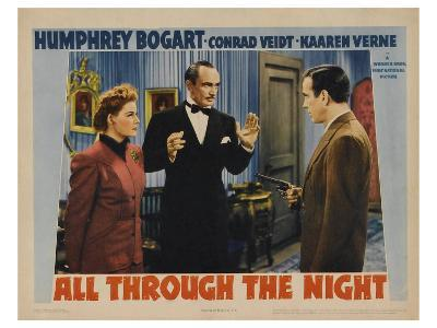 All Through the Night, 1942