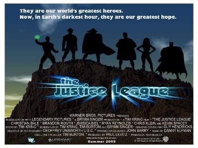Justice League, 2001