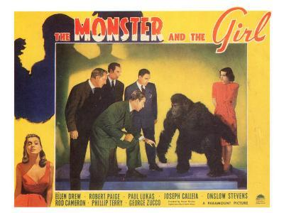 The Monster and the Girl, 1941