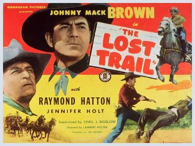 The Lost Trail, 1945