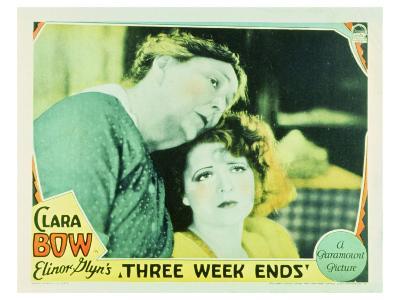 Three Weekends, 1929