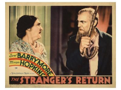 The Stranger's Return, 9999