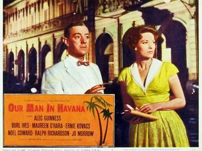 Our Man In Havana, 1959