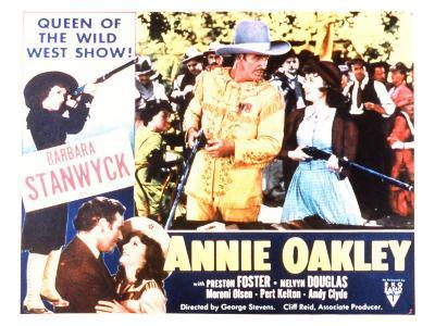 Annie Oakley, 1935