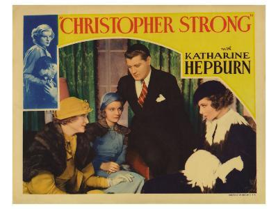 Christopher Strong, 1933