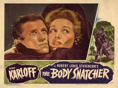 The Body Snatcher, 1945