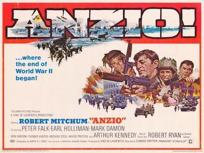 Anzio, 1968