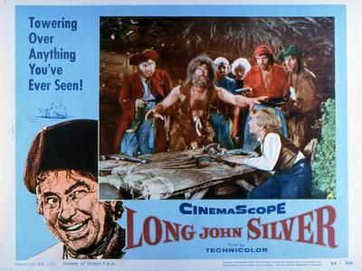 Long John Silver, 1954