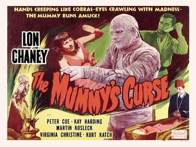 The Mummy's Curse, 1944
